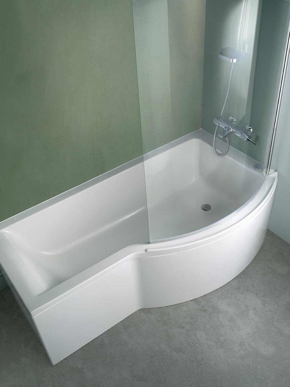 combine douche-bain