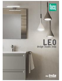 Meubles de salles de bains Léo by Inda