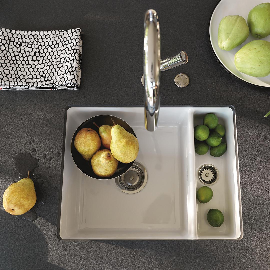 Water besparen keuken