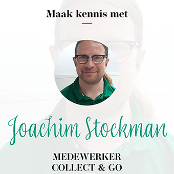 job magazijnier