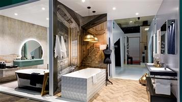 Tendances Batibouw 2019 salle de bains