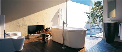 style de salle de bains
