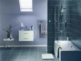 Aménagez votre salle de bain pour plus tard. Sans perte de confort !